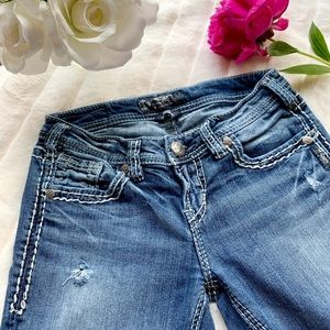 Silver Jeans Co. Aiko Bootcut Jeans
